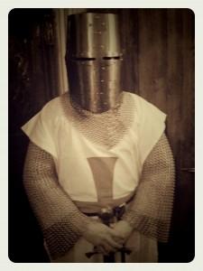 Manoel d'Abrantes échoppe médiévale paris chevalier Intripid