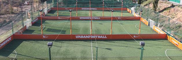 Avec ses nouveaux terrains, l'Urban foot conquiert la Goal !