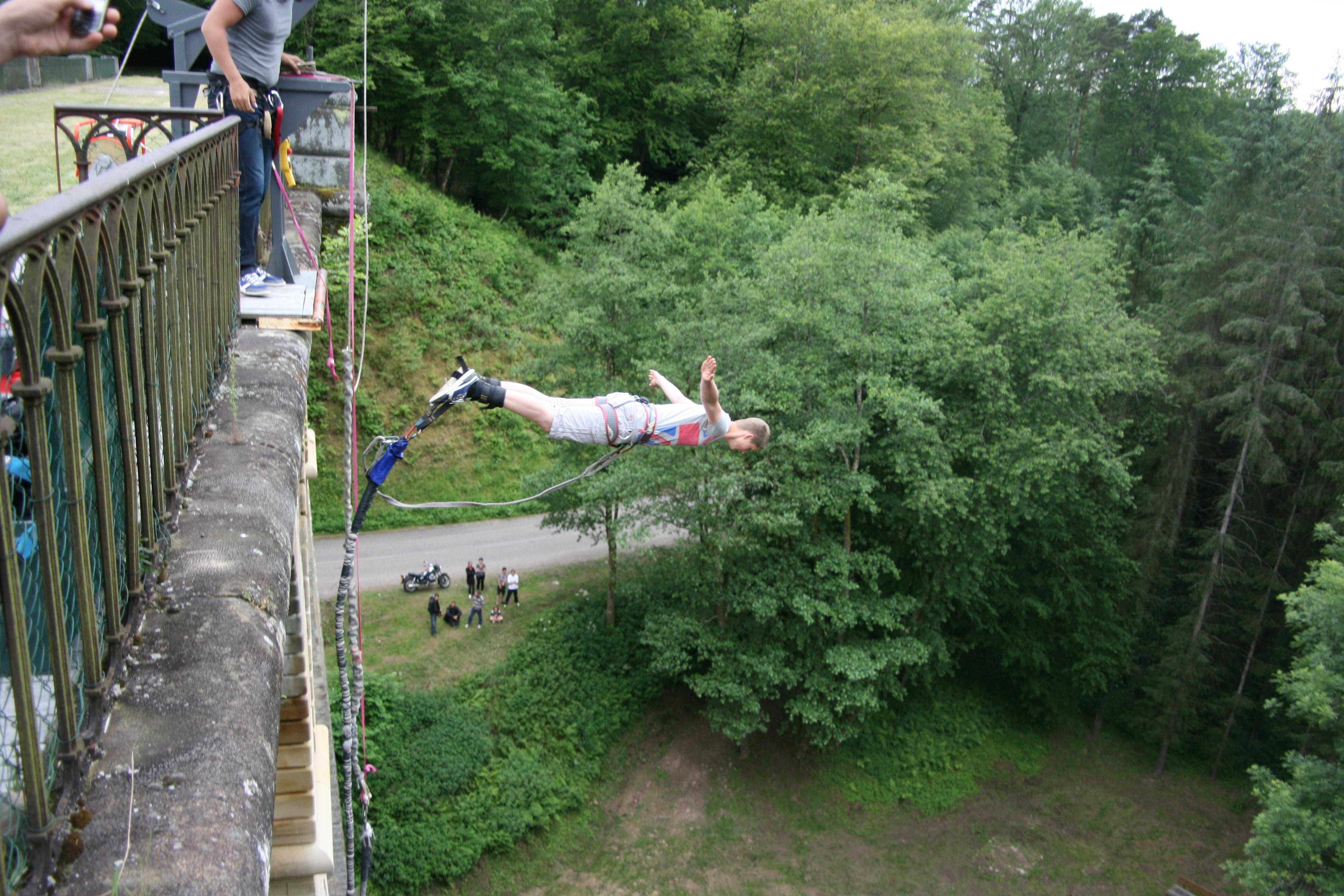 adrenaline elastique avec Intripid 2
