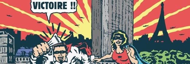 INTRIPID-YOUSHOULD Challenge : parcours de défis inter-BDE dans Paris