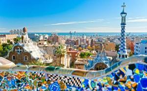 Voyage pour 2 à Barcelone grâce aux défis à Paris d'Intripid