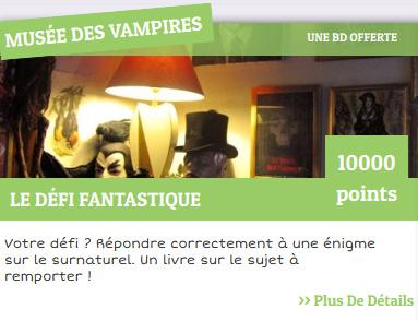 jacques sirgent musée des vampires