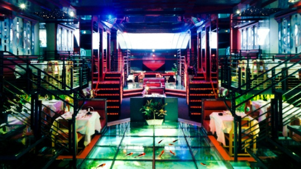 Dragon Meilleur restaurant à Paris