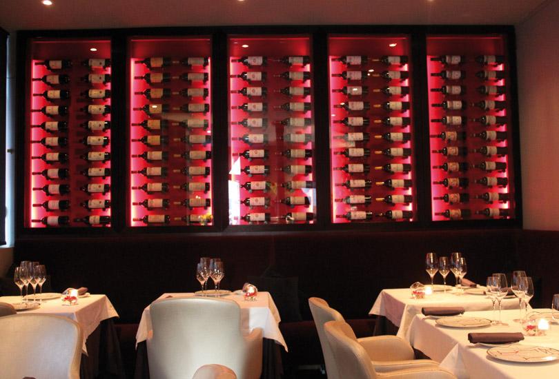 il vino restaurant