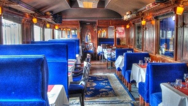 le wagon bleu restaurant