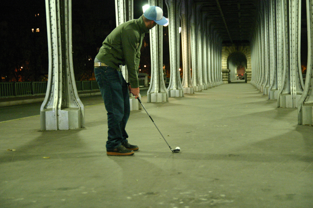 Street Golf Paris - ©Street-golf.com