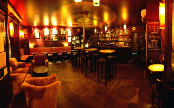bar dansant oberkampf le downtown intripid