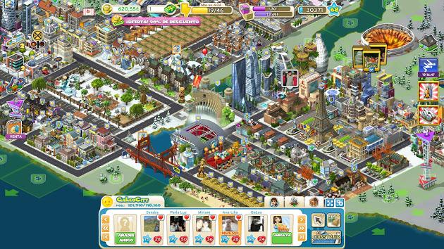 Galéo city gamification