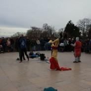 Intripid enflamme un concours de breakdance