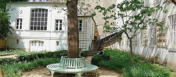 Musée eugene delacroix paris