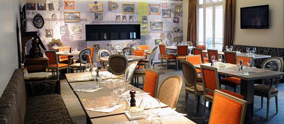 Restaurant maison de l'aubrac intripid