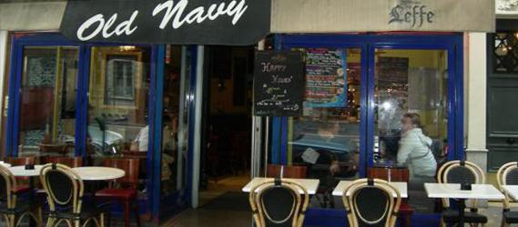 Restaurant old navy intripid