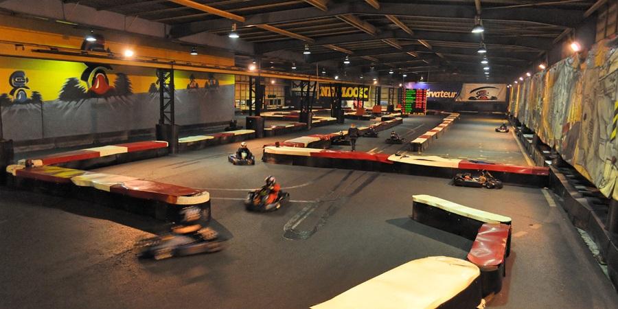 Les meilleurs pistes de karting à Paris