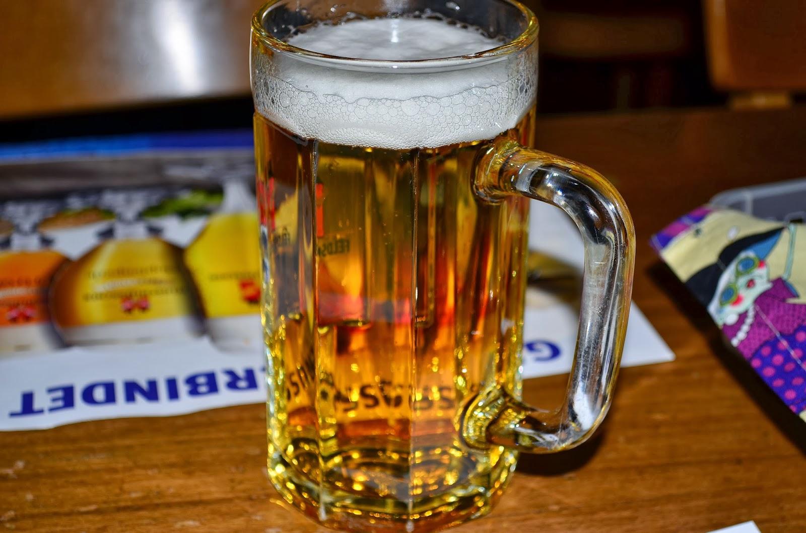 pinte de biere pas cher à paris