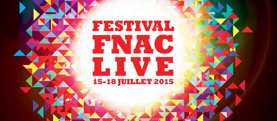 Festival Fnac Live Paris hotel de ville 2015