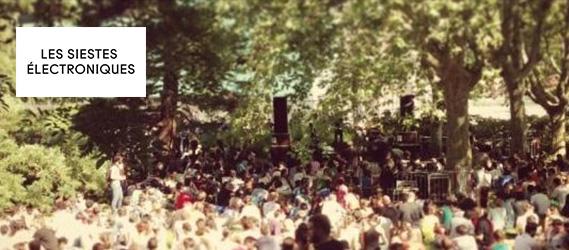 Festival Les siestes electroniques Paris