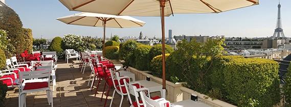 Les meilleurs bars en terrasse paris - Restaurant en terrasse paris ...