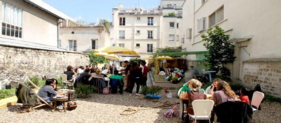Les meilleurs bars en terrasse paris for Au fond du jardin du michel