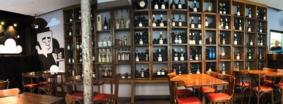 Sélection des meilleurs bars à vin à Paris
