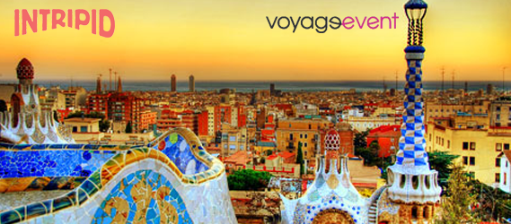 barcelone voyage à gagner Intripid