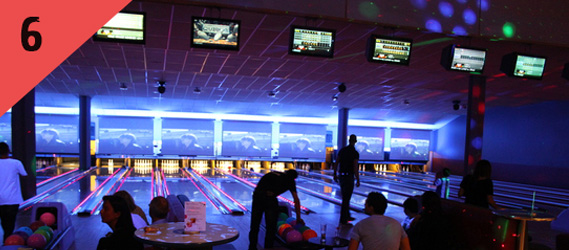 bowling EVG intripid