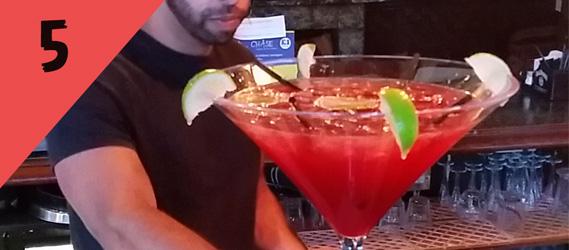 cocktail géant groupe EVG intripid