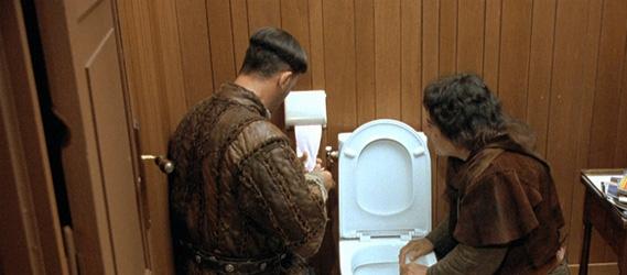 les visiteurs toilettes PQ evg intripid