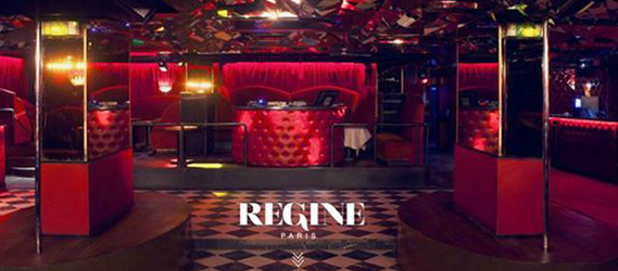 Afterwork open bar regine