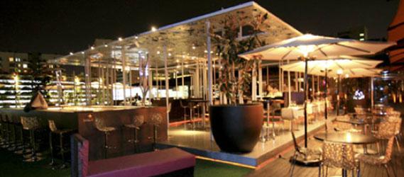 Les restaurants et boites de nuits paris en plein air for Exterieur boite de nuit