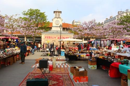 marché d'aligre