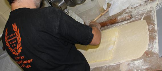 boulanger défi intripid boulangerie