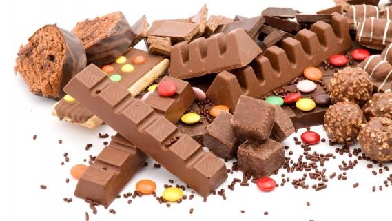 chocolate scavenger hunt