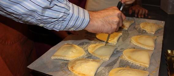 faire chausson aux pommes finition defi intripid boulangerie