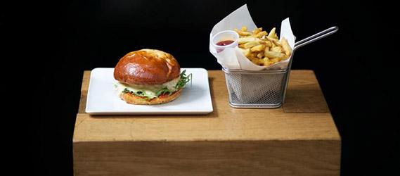 meilleur burger paris Blend