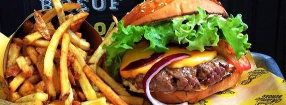Les meilleurs burgers à Paris