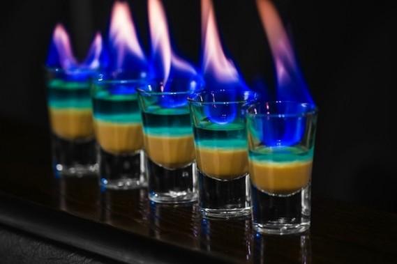 spicy shots
