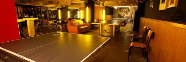 Les bars insolites où faire du sport à Paris