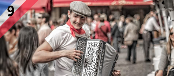 concert accordeon intripid super frenchy