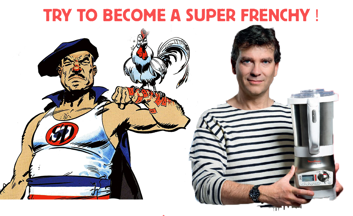 super frenchy