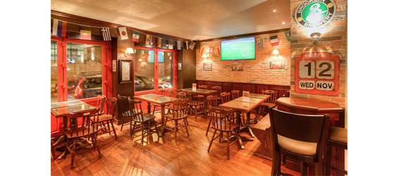 Les meilleurs bars pour regarder le foot à Paris