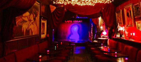 café oscar bar stand up one man show paris