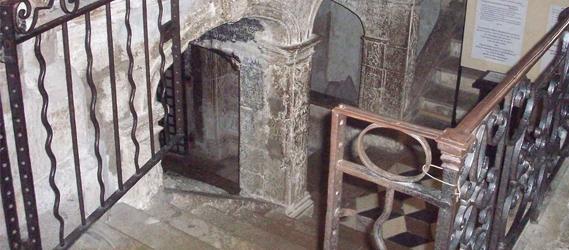 crypte madeleine paris underground