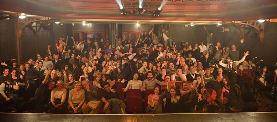 le field salle stand up one man show paris