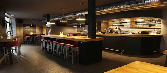 Au Fût et à mesure - Bar machine à bière Paris