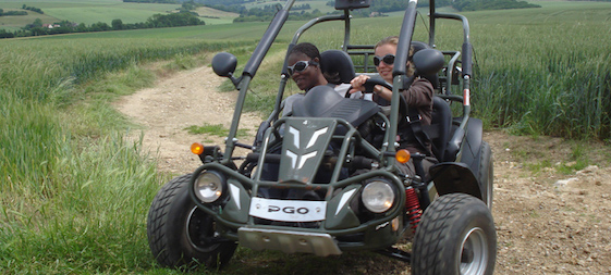 Buggy Center - EVG Paris - Intripid - blog