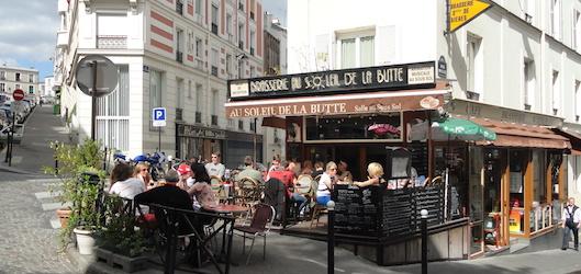 Club parisien pas cher-Le soleil de la butte