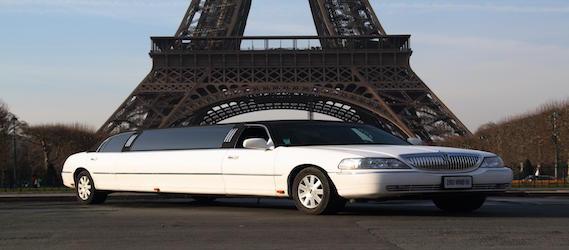 Gabriel limousine - EVJF Paris - Intripid