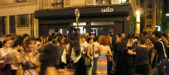 club pas cher Paris - Udo bar