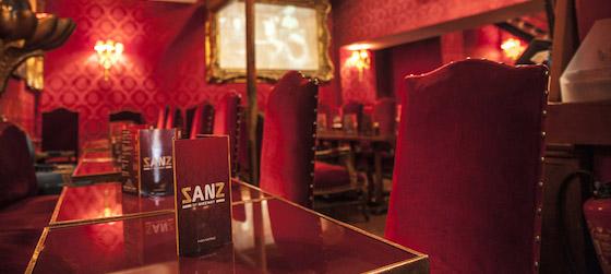 club pas cher - Sanz