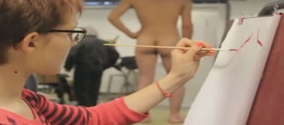 cours de dessin nue - Meilleures idée originales EVJF - Intripid